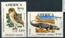 Uruguay, michel 1998/99, xx