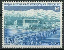 Antarctica Fr., michel 191, xx