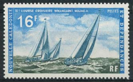 N.Caledonie, michel 500, xx