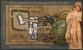 IJsland, michel blok 57, o