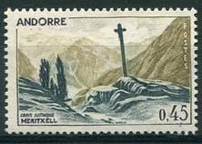 Andorra Fr., michel 224, xx