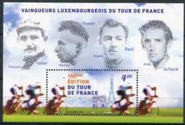 Luxemburg, michel blok 31, xx