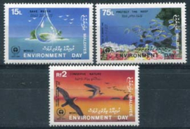 Maldives, michel 1295/97, xx