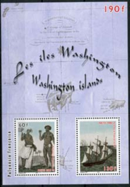 Polynesie, michel blok 32, xx
