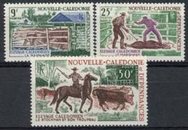 N.Caledonie, michel 466/68, xx