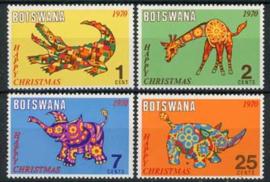 Botswana, michel 67/70, xx