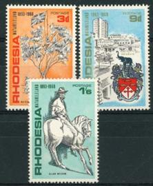 Rhodesie, michel 75/77, xx