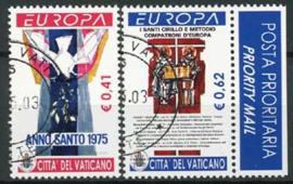 Vaticaan, michel 1459/60, o