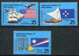Micronesie, michel 196/98, xx