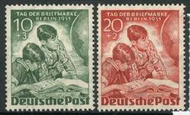 Berlijn, michel 80/81, xx