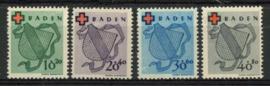Baden, michel 42/45 A, x