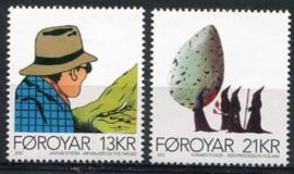 Faroer, michel 761/62, xx