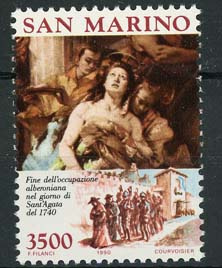 S.Marino, michel 1434, xx