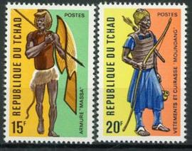 Tchad, michel 605/06, xx