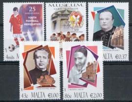 Malta, michel 1550/54, xx