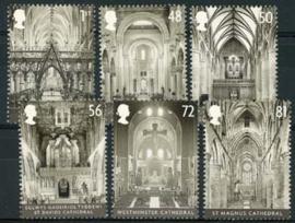 Engeland, michel 2641/46, xx