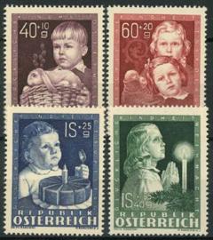 Oostenrijk, michel 929/32, xx