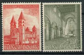Luxemburg, michel 514/15, xx