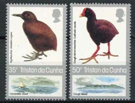Tristan da Cunha, michel 419/20, xx