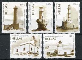 Griekenland, michel 2523/27, xx