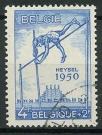 Belgie, obp 830, o