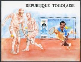 Togo, michel blok 298, xx
