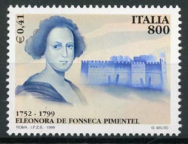 Italie, michel 2643, xx