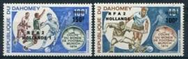 Dahomey, michel 574/75, xx