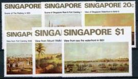 Singapore, michel 1478/52, xx