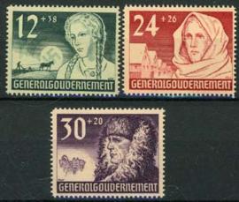 Gen.Gouv., michel 56/58, xx