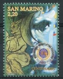 San Marino , michel 2183 , xx