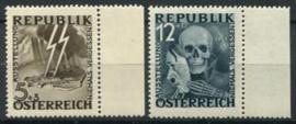 Oostenrijk, michel VI/VII , xx