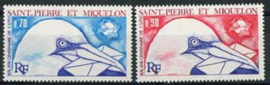 St.Pierre, michel 496/97, xx