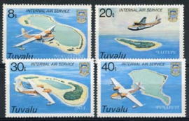 Tuvalu, michel 105/08, xx