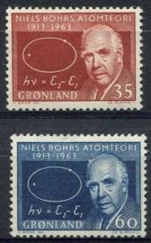 Groenland, michel 62/63, xx