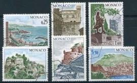 Monaco, michel 1148/53, o