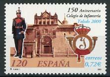 Spanje, michel 3611, xx