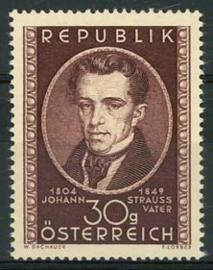 Oostenrijk, michel 942, xx