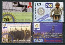 Papua N.Guinea, michel 1115/18, xx