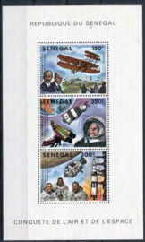 Senegal, michel blok 33, xx