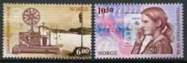 Noorwegen, michel 1550/51, xx