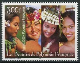 Polynesie, michel 819, xx