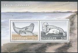 Denemarken, michel blok 26, xx