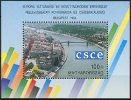 Hongarije, michel blok 232, xx