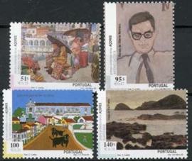 Azoren, michel 471/74, xx