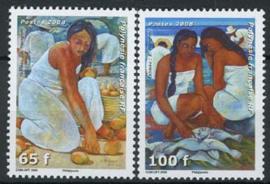 Polynesie Fr., michel 1029/30, xx
