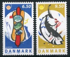 Denemarken, michel 1405/06, xx