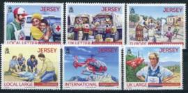 Jersey, michel 1729/34, xx