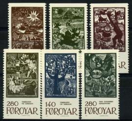 Faroer, michel 106/11, xx