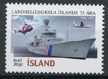 IJsland, michel 973 A, xx